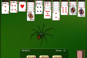 паук играть онлайн